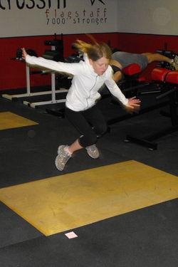 CrossFit 1-7-09 025