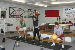1st gym