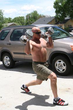 gladiator body workout